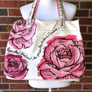 Gorgeous Limited Edition Henri Bendel Large Tote